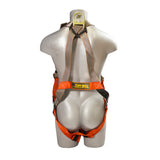 Madaco  Full Body Industrial Safety Harness Size M-XXL ANSI OSHA H-TB205A