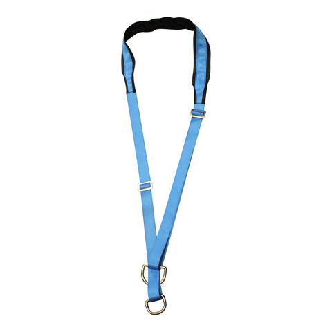 8-12 ft Adjustable Fall-Protection Beam Strap Lanyard (L-613-43A-8)