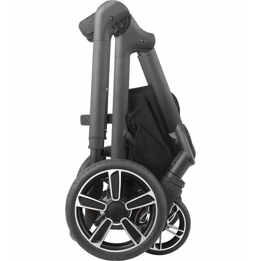 Nuna Demi Grow Stroller - Caviar-NUNA-Little Giant Kidz