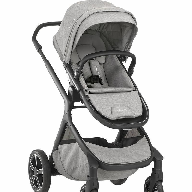 Nuna Demi Grow Stroller - Frost-NUNA-Little Giant Kidz