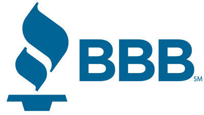 Proudly Accredited by the BBB