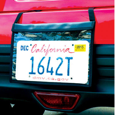 Tag Bag License Holder {EZ240}, License Plate Access. - Auto Apparel
