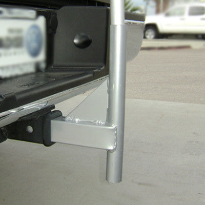 Trailer Hitch Adapter Base {EZ837}, Bases, Poles & Brackets - Auto Apparel