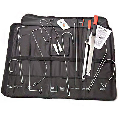 Deluxe Emergency Door Entry Tool Kit {EZ936}, Door Entry Products - Auto Apparel