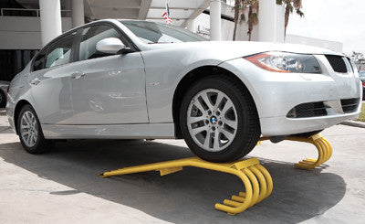 Set of Portable Display Ramps {EZ976}, Vehicle Platforms - Auto Apparel