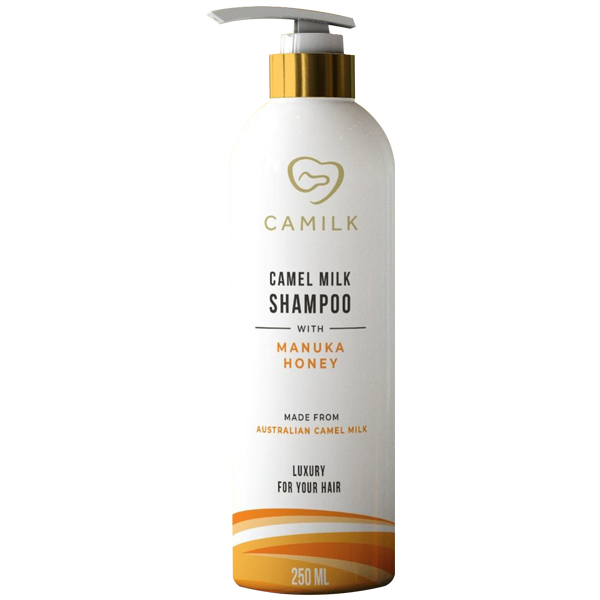 Camilk Luxury Manuka Honey Shampoo