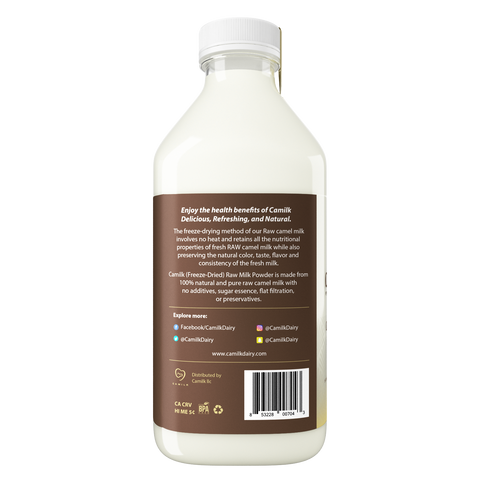 1 Qt - Freeze Dried Raw Milk (FREE S$H)