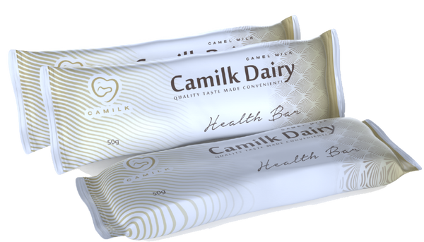 Crunchy Camel Milk Granola Health Bar