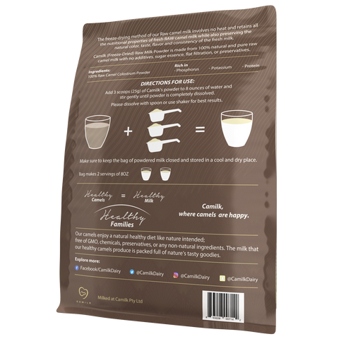 50g Freeze-Dried Colostrum Powder