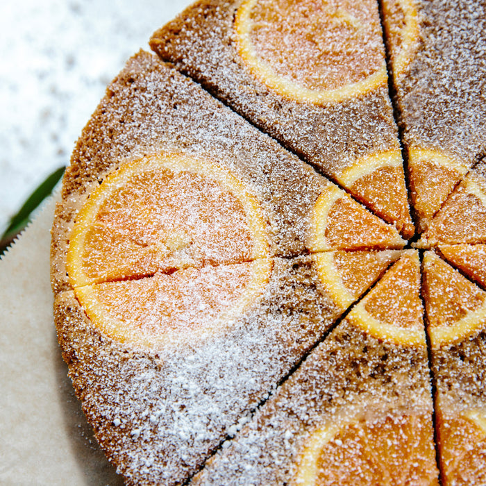 Cara Cara Orange Tea Cake