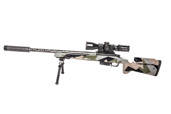 "20"" Operation Klepto - .308 Bolt Action Rifle"