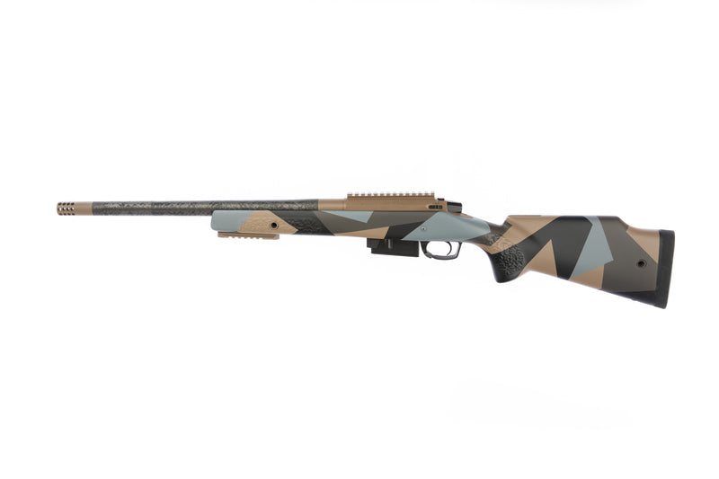 "18"" - SHERPA .308 Bolt Action Rifle"