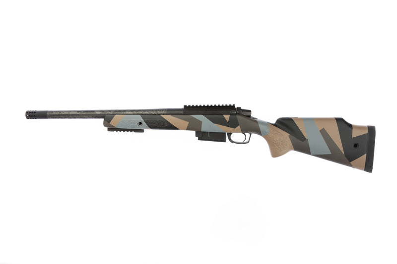 "16.5"" - SHERPA .308 Bolt Action Rifle"