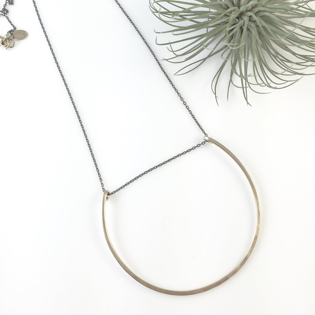 Large U Necklace