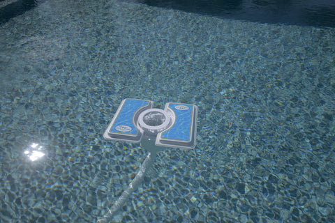 Skim-A-Round | The Floating Pool Skimmer