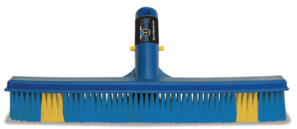 S-A-R Plastic Back Brush 10""