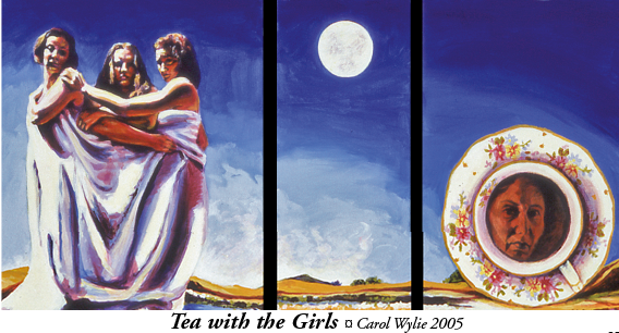 Wisdom in a Teacup by Gretchen Lawlor