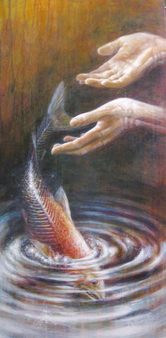 Autumn_Skye_Morrison_Homage visionary fish art with hands
