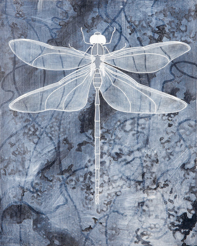 Nancy Waterson Art Dragonfly Art Transformation art