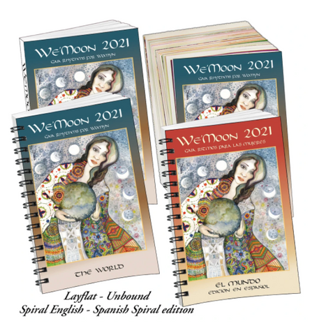 the best astrological planner and moon phase datebook is available in a variety of bindings