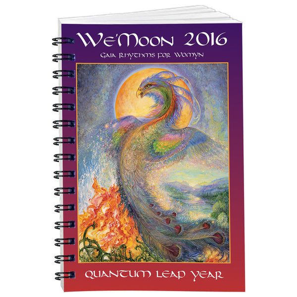 We'Moon 2016: Quantum Leap Year Datebook