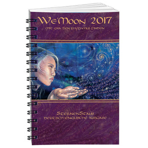 We'Moon 2017: StarDust Datebook
