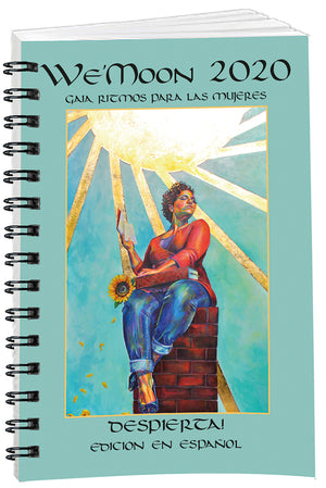 This lunar and astrological datebook is available in a full Spanish translation!