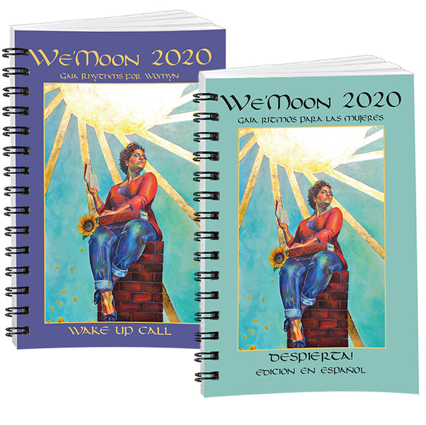 We'Moon—Best-selling moon calendar, astrological agenda and inspirational art and writing from Women around the world.
