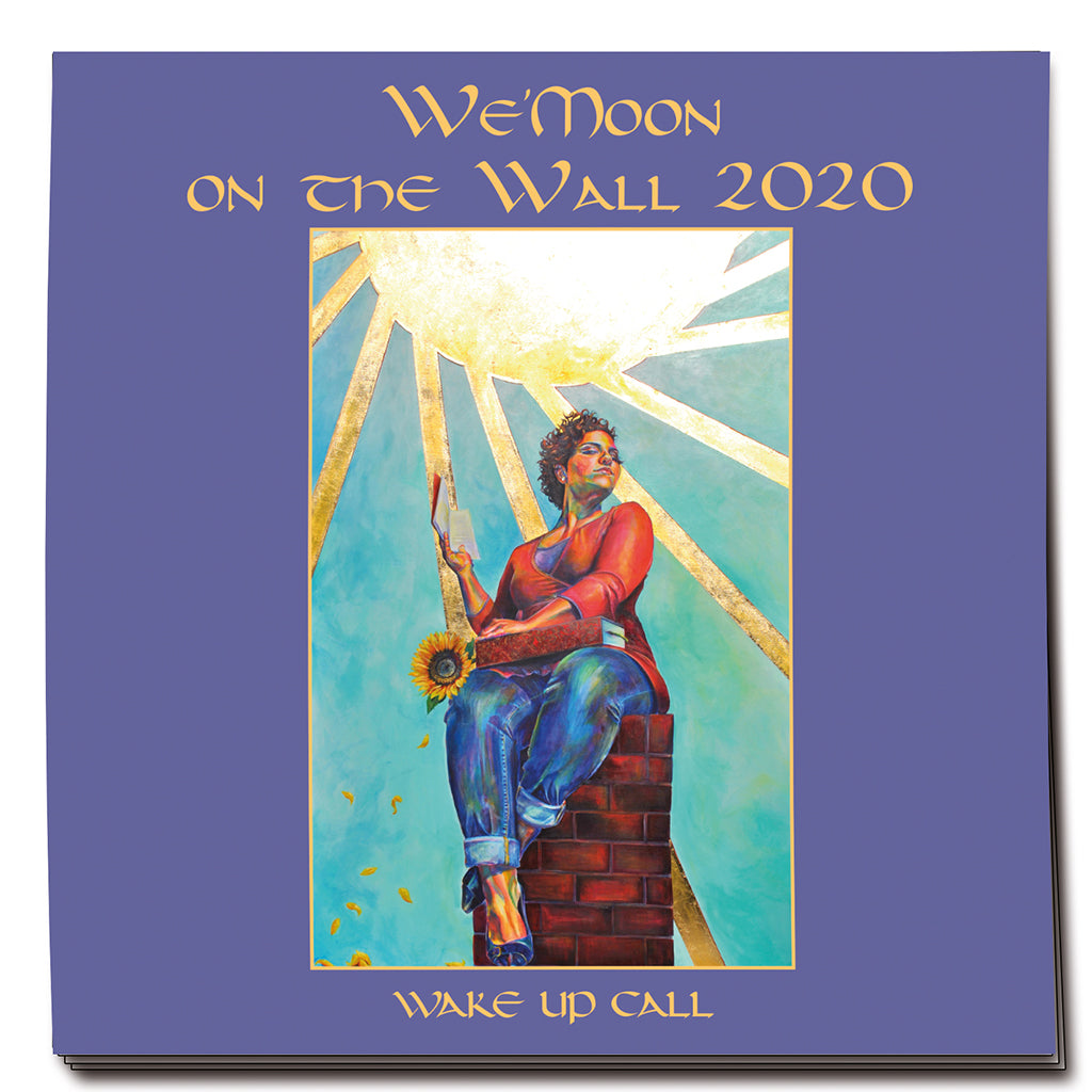 featuring exquisite art and inspirational writing from the We'Moon 2020 datebook, complete with lunar rhythms (daily moon phases and signs) and key astrological information and articles.