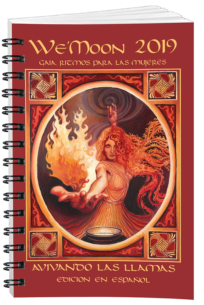 This iconic lunar and astrological datebook is also available in Spanish!