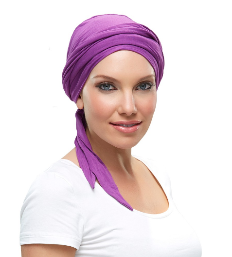 Head scarf head wear chemotherapy alopecia Auckland New Zealand