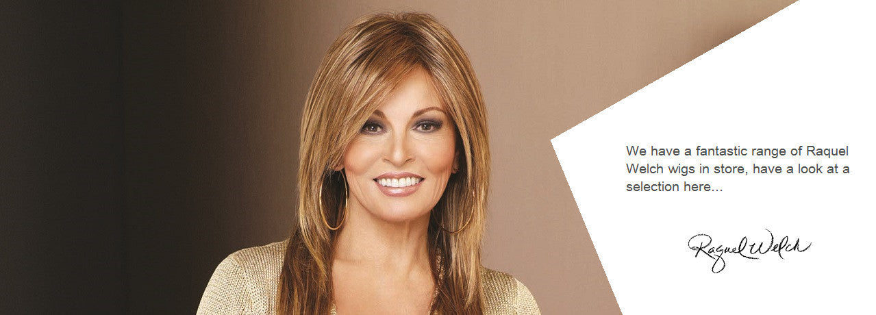 Wig by Raquel Welch, wig collection, wigs for alopecia, wigs for chemotherapy
