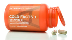 Mt Angel Vitamins Cold Facts