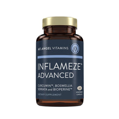 Inflameze Advanced - Supports a Healthy Inflammation Response - 60 Vegetarian Capsules