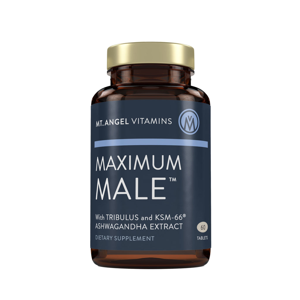 Maximum Male - Vital Energy for Men - 60 Tablets