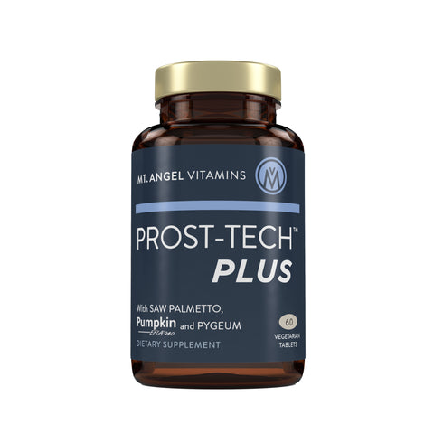 Prost-Tech Plus - Supports Normal DHT Levels - 60 Vegetarian Tablets