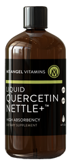 Liquid Quercetin Nettle + - Supports Healthy Histamine Release - 4 ounces