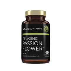 Relaxing Passion Flower - Promotes Relaxation - 60 Vegetarian Lozenges