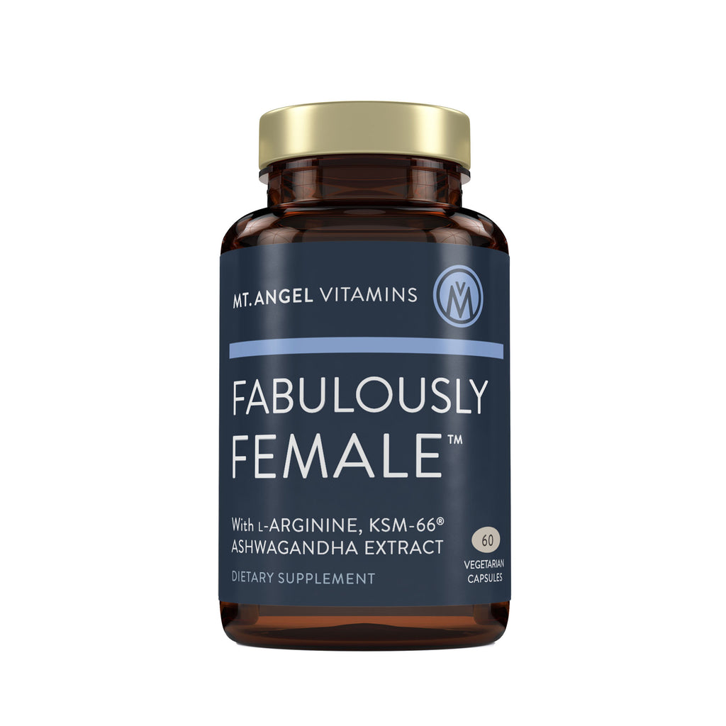 Fabulously Female - Vital Energy for Women - 60 Vegetarian Capsules