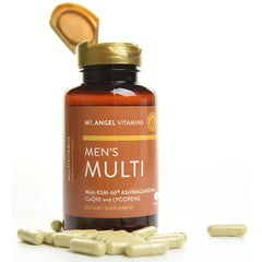 Men's Multi-Vitamin - 60 capsules: Supports Overall Wellness