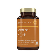 Women's 50+ Multivitamin - 60 capsules: Supports Overall Wellness