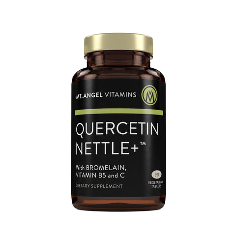 Quercetin Nettle + - Supports Healthy Histamine Release - 90 Vegetarian Tablets