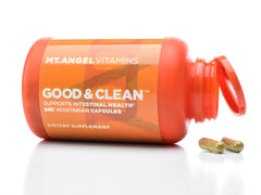 Good & Clean vitamins