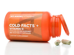 Cold Facts + vitamins