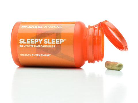 Sleepy Sleep Capsules