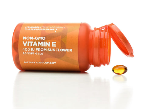 Sunflower Vitamin E Softgels