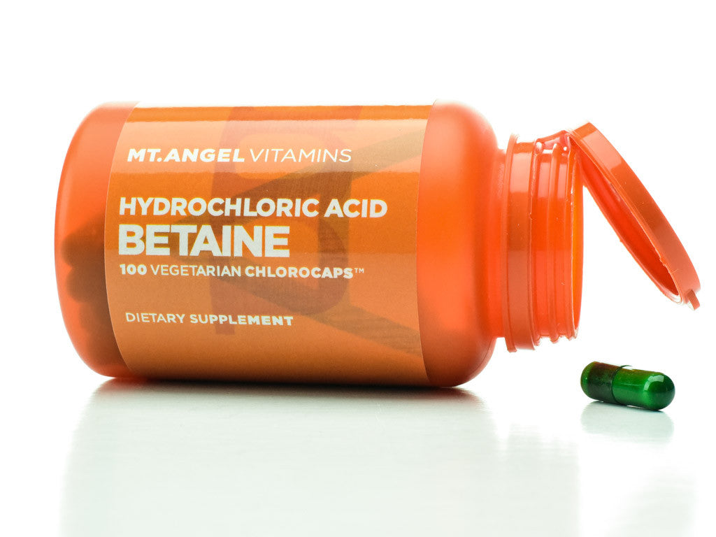 Betaine HCI vitamins