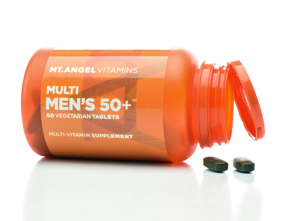 Men's 50+ Multi vitamins