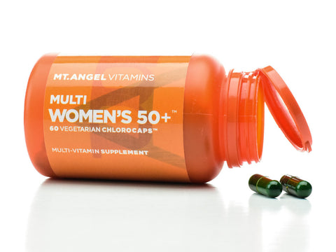 Women's 50 + Multivitamin