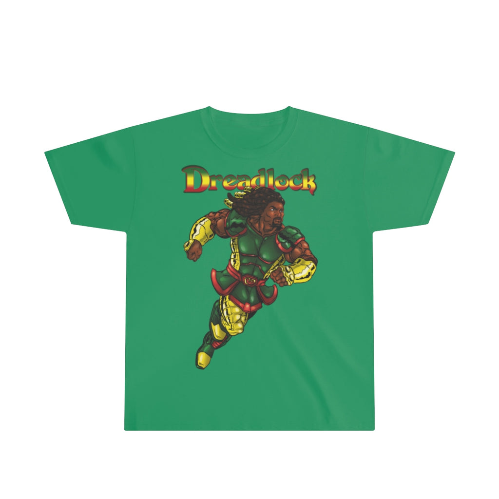 Dreadlock Ultra Cotton Tee - Numidian Force Shop | Official Site for Numidian Force Merchandise
